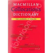 Collocations Dictionary. For learners of english