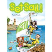 Curs pentru limba engleza Set Sail 4 manualul elevului
