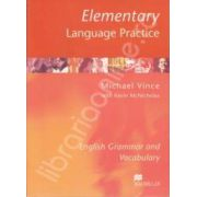 Elementary Language Practice. English Grammar and Vocabulary