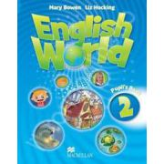 English World Pupils Book level 2