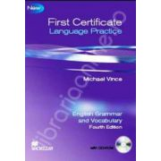 First Certificate Language Practice. Student Book Pack with Key with CD - ROM
