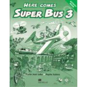 Here comes Super Bus level 3. Activity Book