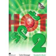 Hot Spot level 2 (Beginner - low Intermediate). Student's Book with CD-ROM