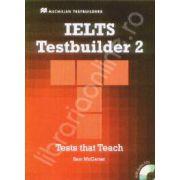 IELTS Testbuilder 2 (Test that Teach) with CD
