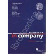 In Company Second Edition Intermediate. Teacher's Book