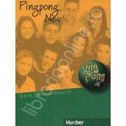 Limba germana manual clasa a VI-a, L2. Pingpong Neu 2 Lehrbuch. Dein Deutschbuch
