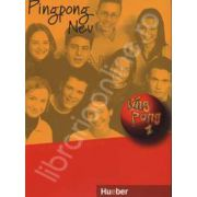 Limba germana manual clasa a V-a, L2. Pingpong Neu 1 Lehrbuch. Dein Deutschbuch