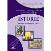 Manual de istorie clasa a IV-a