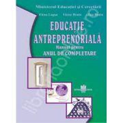 Educatie antreprenoriala -manual pentru anul de completare
