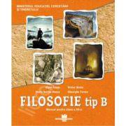 Filosofie tip B, manual pentru clasa a XII-a