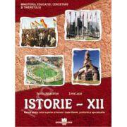 Manual de istorie pentru clasa a XII-a