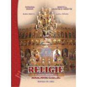 Religie. Cultul ortodox. Manual pentru clasa a III-a