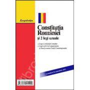 Constitutia Romaniei si 2 legi uzuale (Actualizat 20 septembrie 2011)