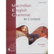 Macmillan English Grammar. In context Essential with CD