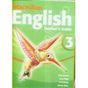 Macmillan English Teacher's Guide level 3
