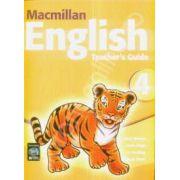 Macmillan English Teacher's Guide level 4