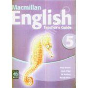 Macmillan English Teacher's Guide level 5