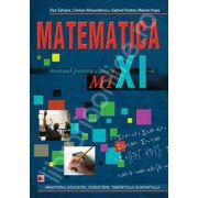 Matematica, M1 manual pentru clasa a XI-a