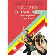 Educatie tehnologica manual pentru clasa a V-a