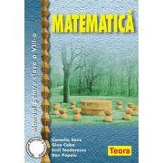 Matematica. Manual pentru clasa a VIII-a, Corneliu Savu