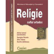Religie cultul ortodox manuala pentru clasa a X-a (Liceu si SAM)
