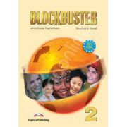 Blockbuster 2 (SB) student's book. Manual pentru clasa a VI-a de limba engleza Blockbuster 2