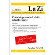 Codul civil republicat (Legea nr. 287/2009 - M.Of. nr. 505 din 15.07.2011)