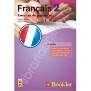 Francais Exercices de grammaire 2 - Le verbe