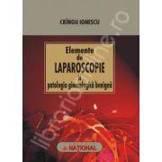 Elemente de laparoscopie in patologia ginecologica benigna