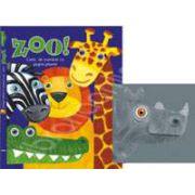 Zoo ! Carte de numarat cu pagini pliante