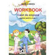 Caiet de limba engleza. Auxiliar pentru clasa a I-a (Workbook)