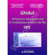 Ghidul infractiunii de inselaciune in modalitatea emiterii de file CEC