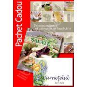 Pachet - Tehnici culinare si Salate