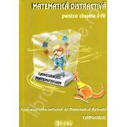 Cangurul. Matematica distractiva pentru clasele I-IV, editia a XIV-a