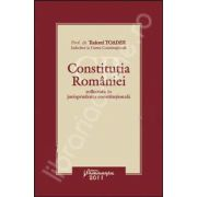 Constitutia Romaniei reflectata in jurisprudenta constitutionala