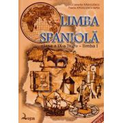 Limba spaniola. Manual pentru clasa a IX-a, Limba moderna I