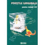 Povestile Cangurului pentru clasele I-IV (Limba si literatura Romana). Editia a II-a