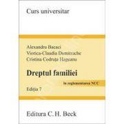 Dreptul familiei (Bacaci) - editia 7