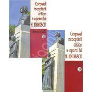 Corpusul receptarii critice a operei lui Mihai Eminescu. Volumele 28-29