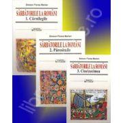 Sarbatorile la romani. Volumele I-II-III (Carnilegile, Paresimile, Cincizecimea)