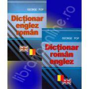 Set de dictionare Roman-Englez si Englez-Roman
