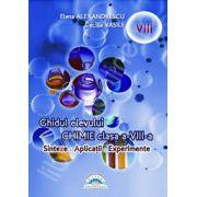 Chimie:Sinteze, aplicatii, experiente- ghidul elevului clasa a VIII-a