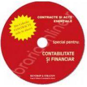 CD - Contracte pentru Contabilitate si financiar