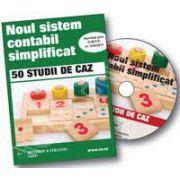 CD - Noul sistem contabil simplificat in 50 de studii de caz