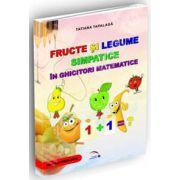 Fructe si legume simpatice in ghicitori matematice