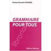 Grammaire pour Tous