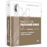 Noul Cod de procedura civila. Ad litteram (Actualizat la 10 martie 2012)