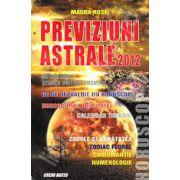 Previziuni astrale 2012