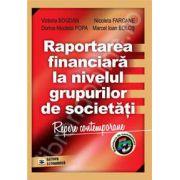 Raportarea financiara la nivelul grupurilor de societati