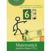 Clubul matematicienilor - Matematica pentru clasa a VI-a, Semestrul II